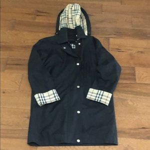 AUTHENTIC BURBERRY TRENCH COAT